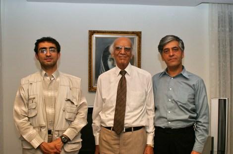 کامران فریدونی، مر�وم مردانی آذری و من